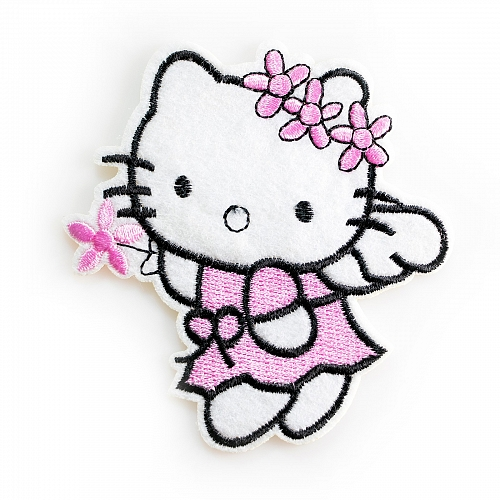 Нашивка Hello Kitty фея
