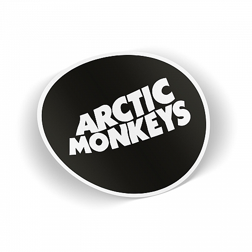 Стикер Arctic Monkeys