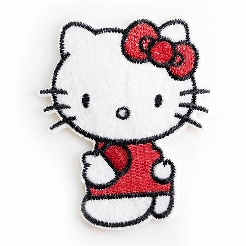 Нашивка Hello Kitty