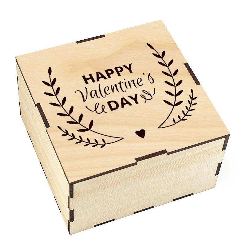 подарочные коробки из дерева в картинках тут